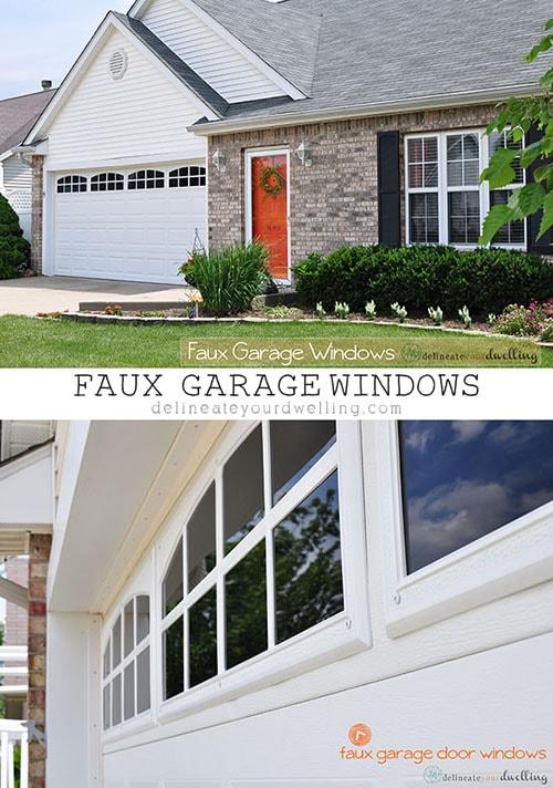 Dress Up Garage Door Garage Designs