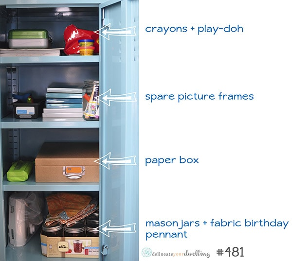 Ikea Locker organize, Delineate Your Dwelling