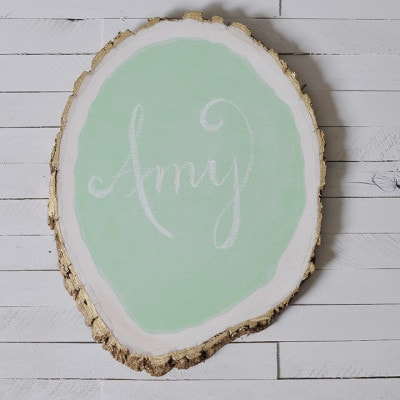 Tree-Stump-Chalkboard, Delineateyourdwelling.com