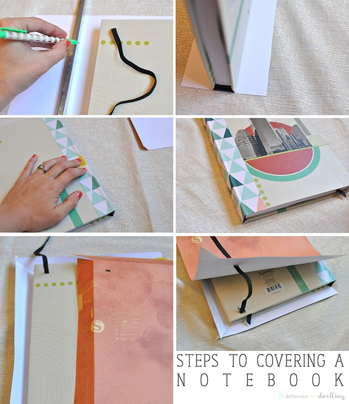 How to customize any notebook, Delineate Your Dwelling