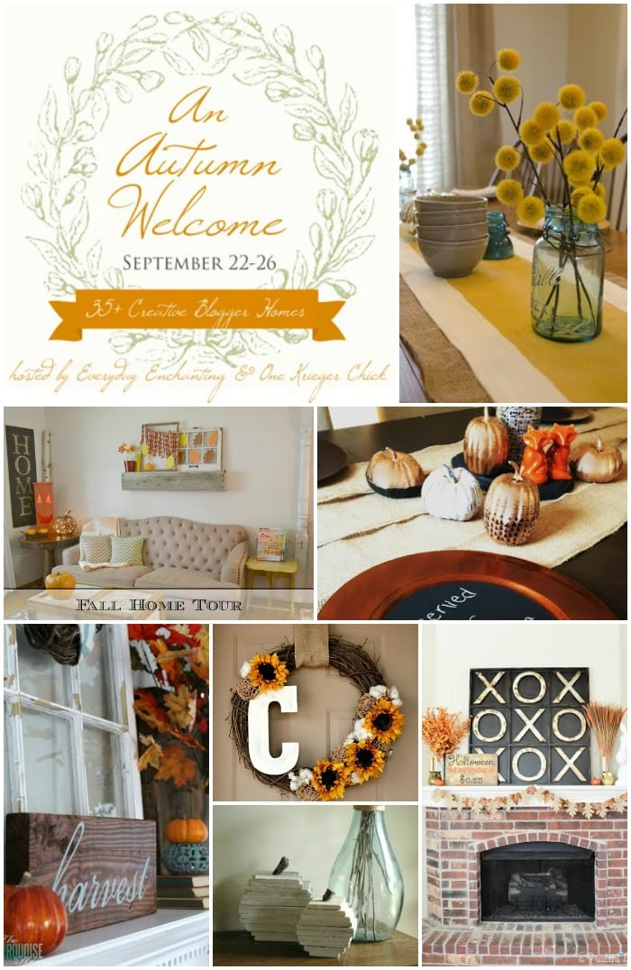 An Autumn Welcome Home Tour 2014~ Day Two