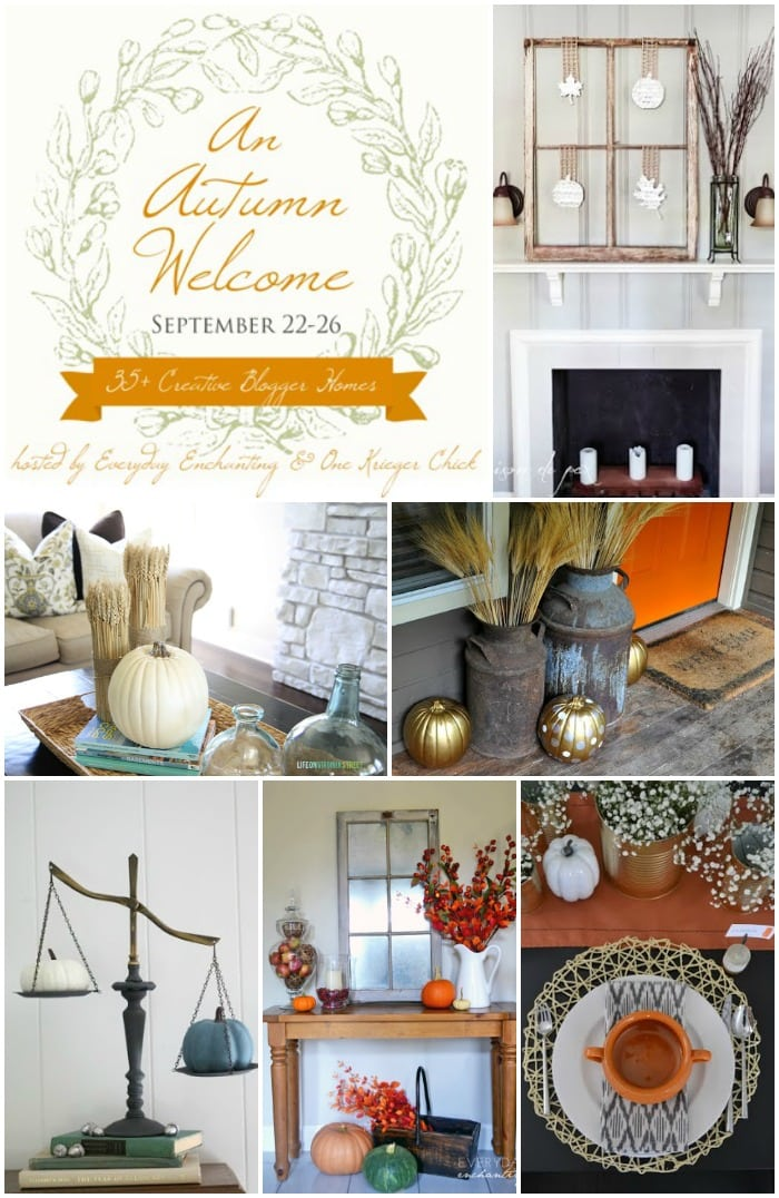 An Autumn Welcome Home Tour~ Day One