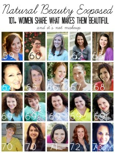 Mommy bloggers share their face without makeup and what makes then beautiful