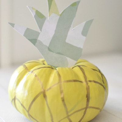 Easy Pineapple Pumpkin, Delineate Your Dwelling
