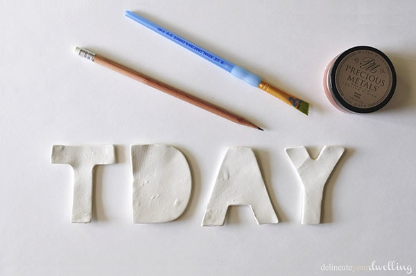 Clay TDAY letters