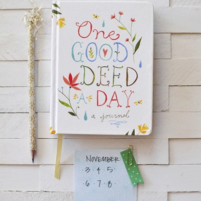 One Good Deed a Day, Delineateyourdwelling.com