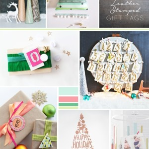 8 Colorful Christmas DIY Projects, Delineateyourdwelling.com