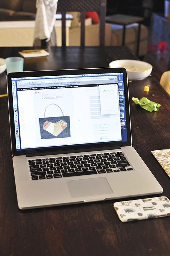Craft Blogging Mom730