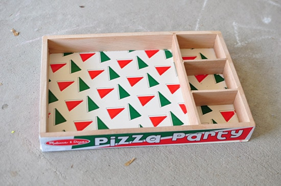 Pizza Party box