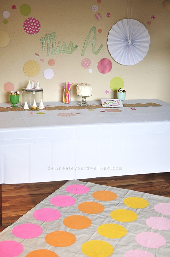 Sprinkle themed Party, Delineateyourdwelling.com