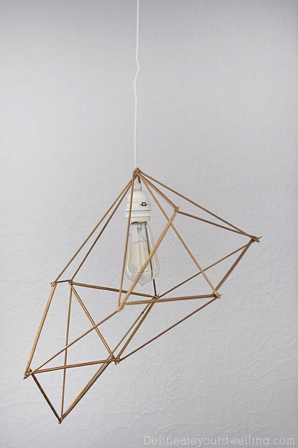 Geometric Pendant Lamp Anthro, Delineateyourdwelling.com