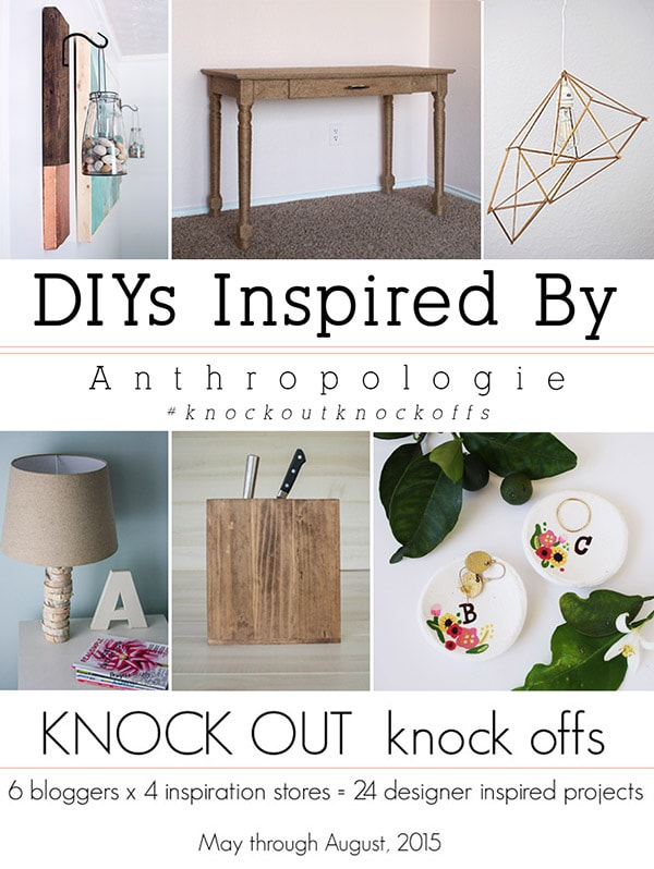 Inspired DIYs By Anthro, Delineateyourdwelling.com