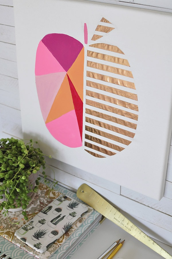 Modern Geometric Peach done2