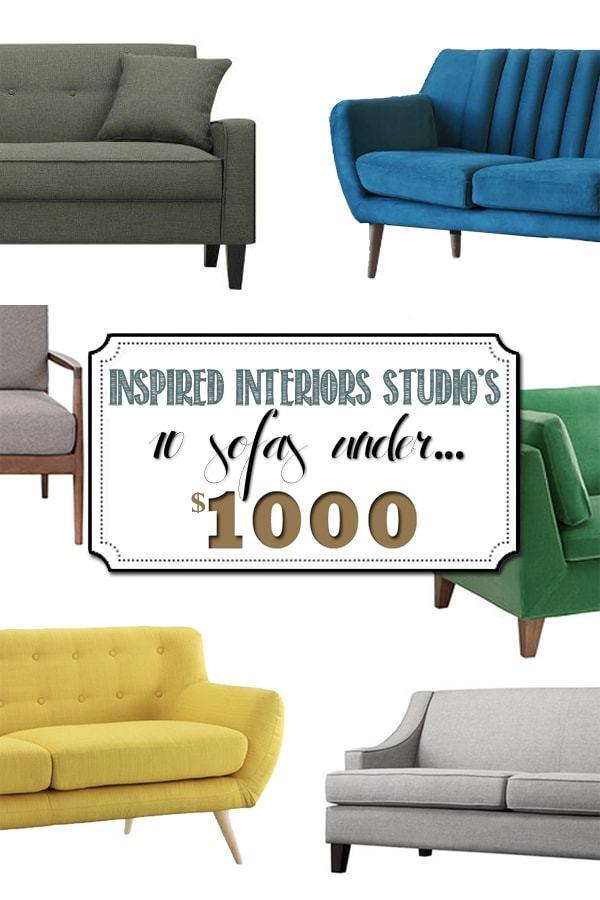 Couches Under $1000, Delineateyourdwelling.com