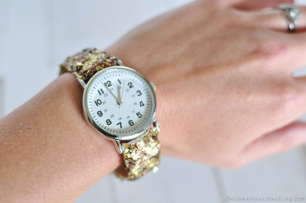 Easy DIY Watch