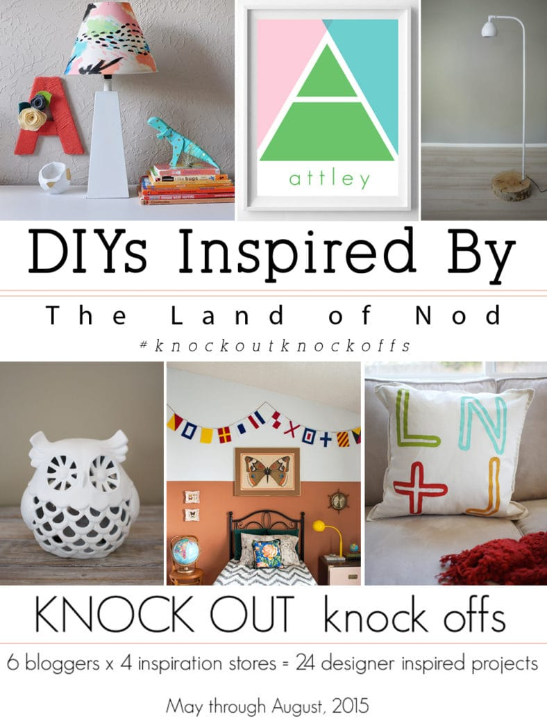 Inspired DIYs By Land of Nod, Delineateyourdwelling.com