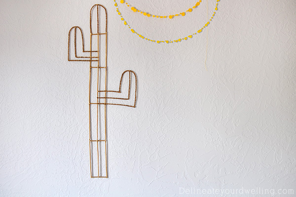 Cacti Wall Decor