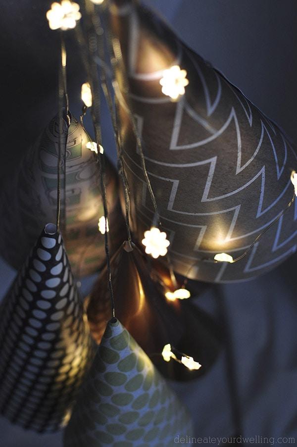 Easy Cone Lantern dark2