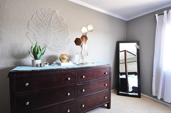 Master Bedroom Reveal-dresser