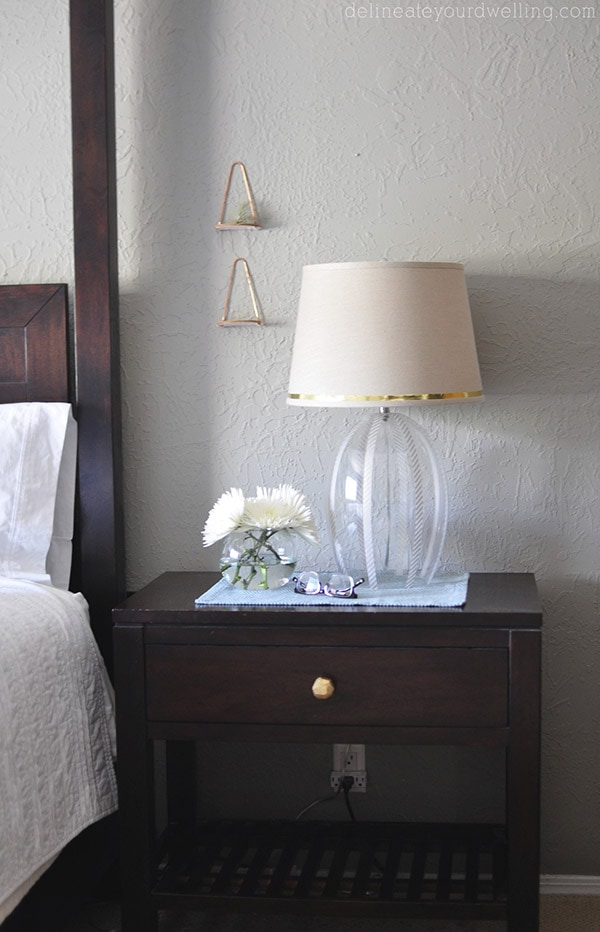 Master Bedroom Reveal-nightstand