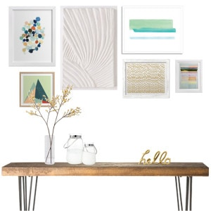 1 Style a Console Table