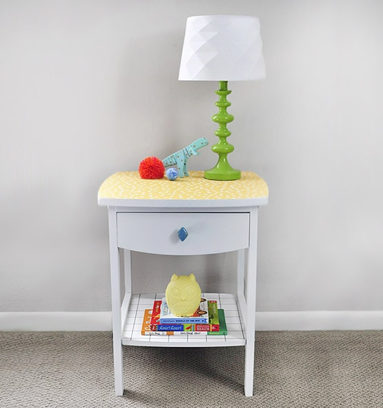 1 DIY Nightstand