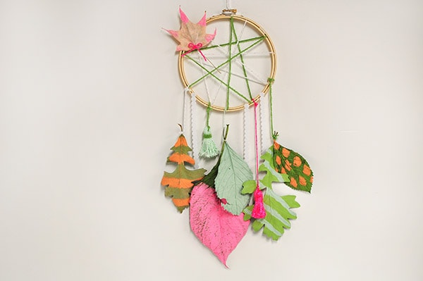 Colorful Leaf Hanging final