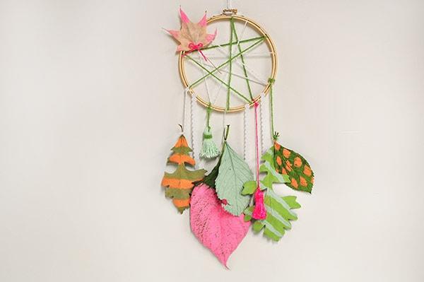 Colorful Leaf Hanging final