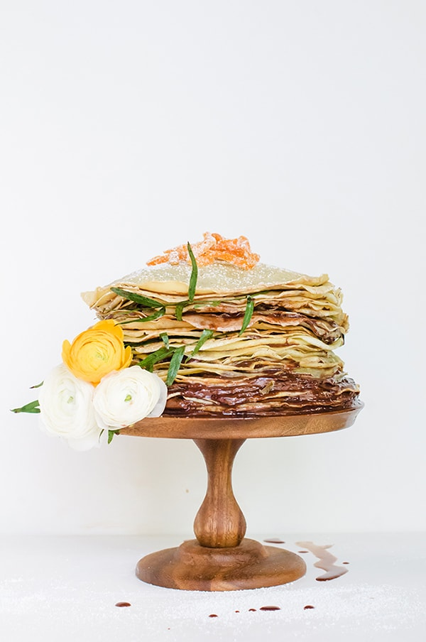 Nutella Crepe, Feature Friday