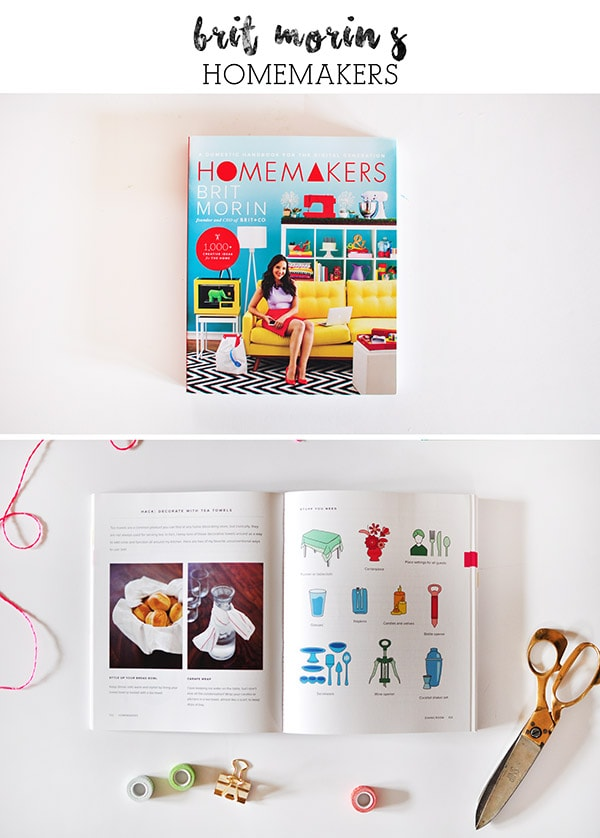Brit Morin Creative Craft Book