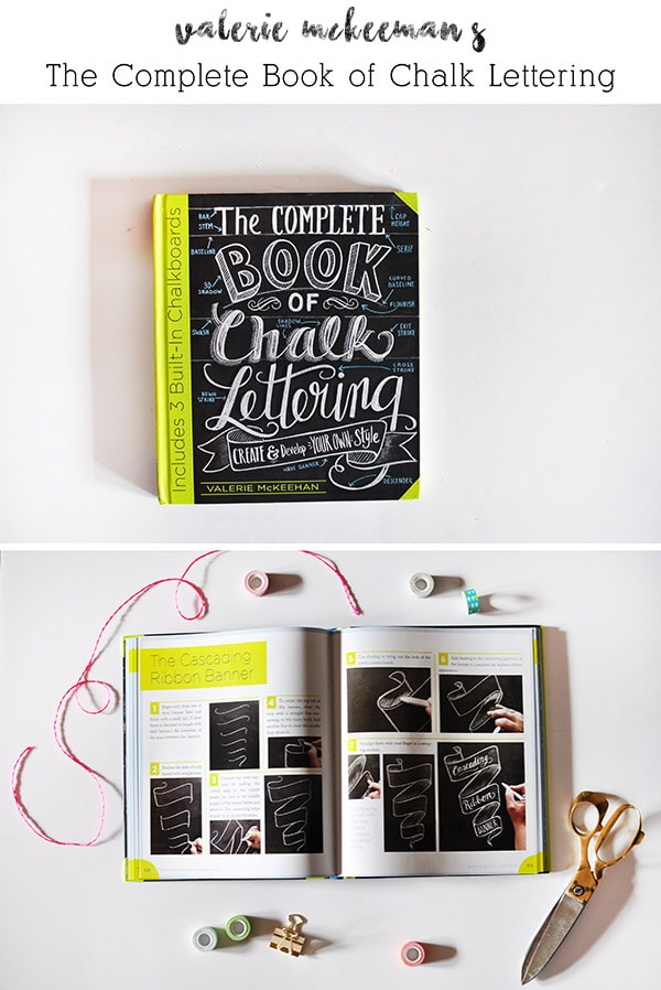 Chalk Lettering Creative Craft Book