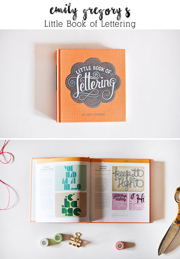 Lettering Creative Craft Book