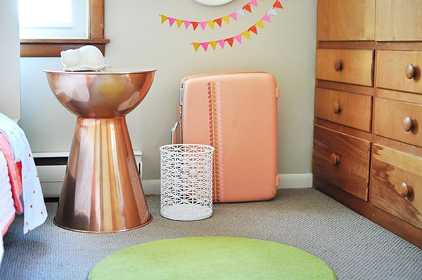 Rental House - Little Girl's Bedroom, Delineateyourdwelling.com
