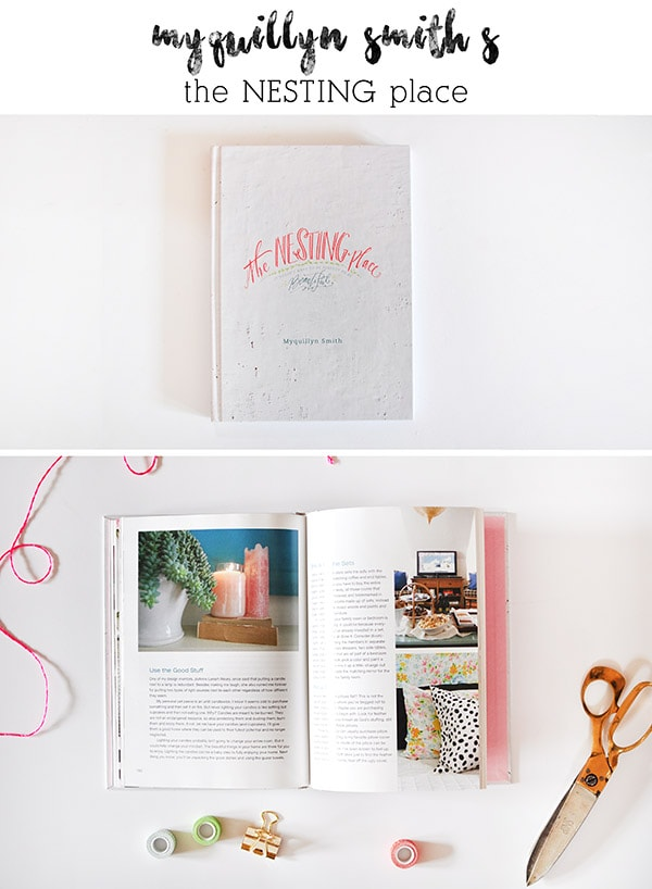 The Nesting Place Creative Craft Book