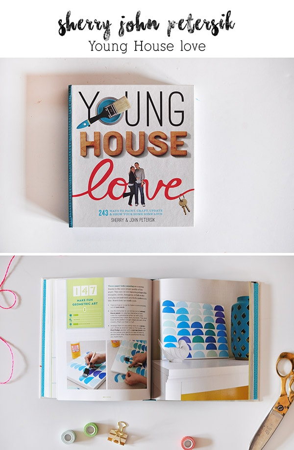 Young House Love Creative Craft Book