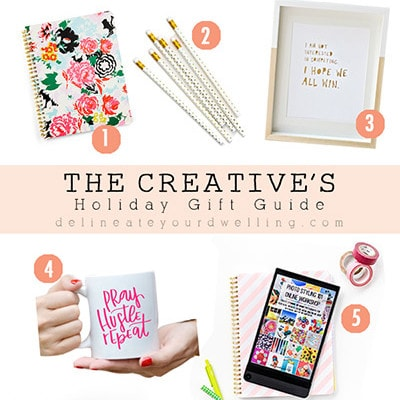Top gifts for the creatives in your life!