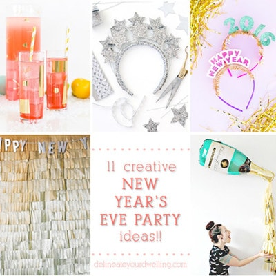 1 New Years Eve Party Ideas