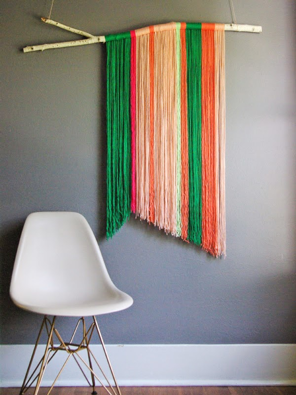 yarn art Feature Friday