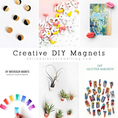 1 Creative DIY Magnets