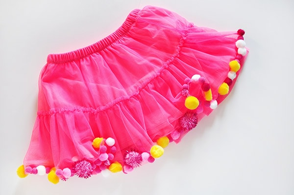 Pom Pom Party Skirt final
