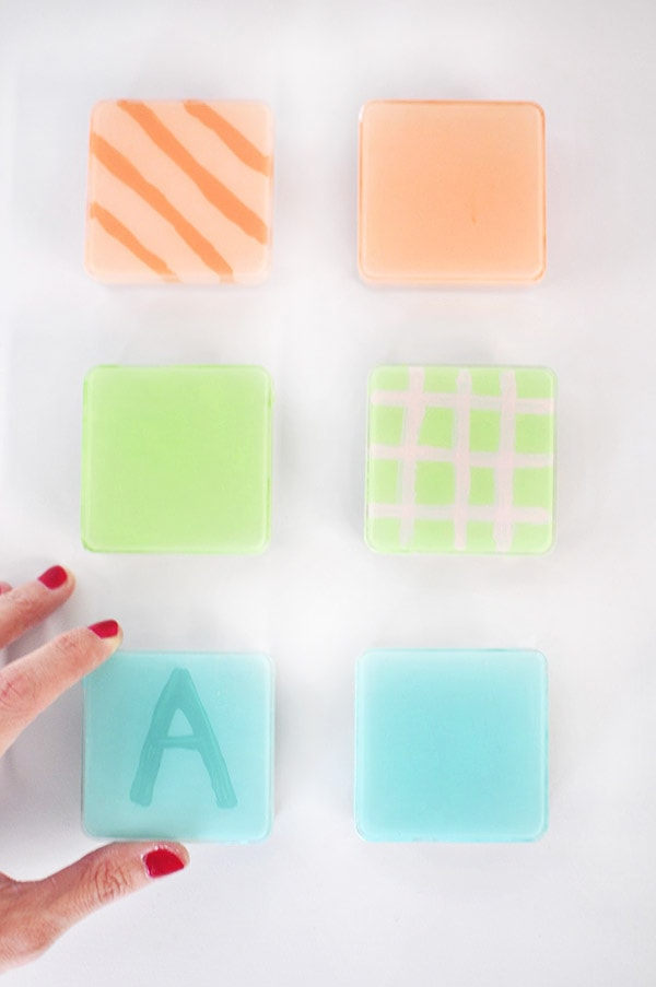 Simple Painted Acrylic Boxes, Delineate Your Dwelling