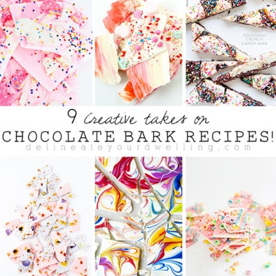 1 Creative Chocolate Bark