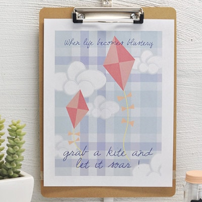 1 Let it Soar-Spring Printable