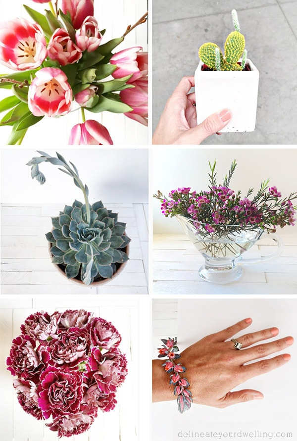 Flowers I Love, Delineate Your Dwelling