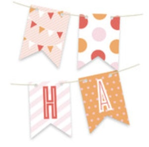 Minted Party Supplies