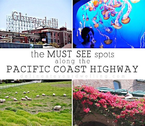 1 Must See Pacific Coast Highway Spots