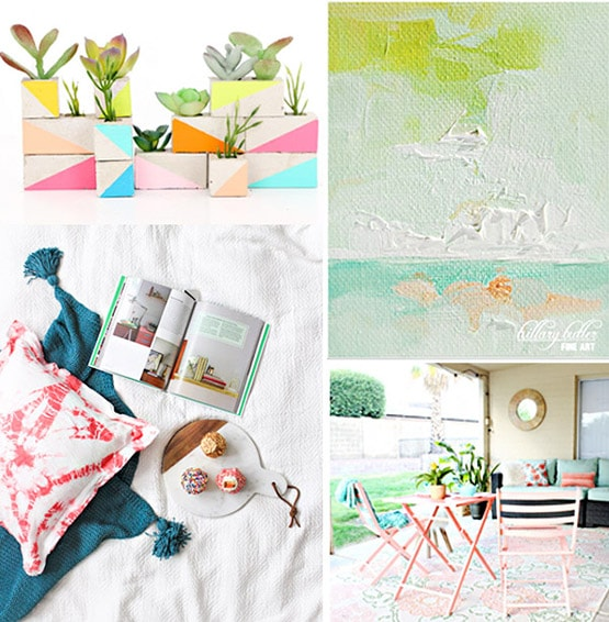 1 Colorful Crafts