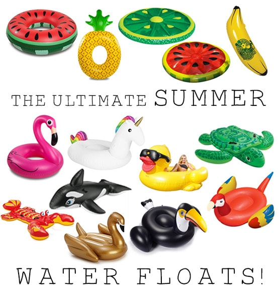 1 Ultimate Water Float roundup