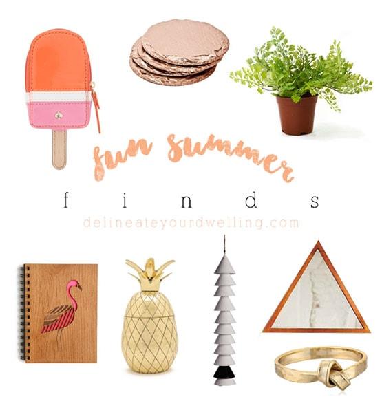 1 Fun Summer Finds