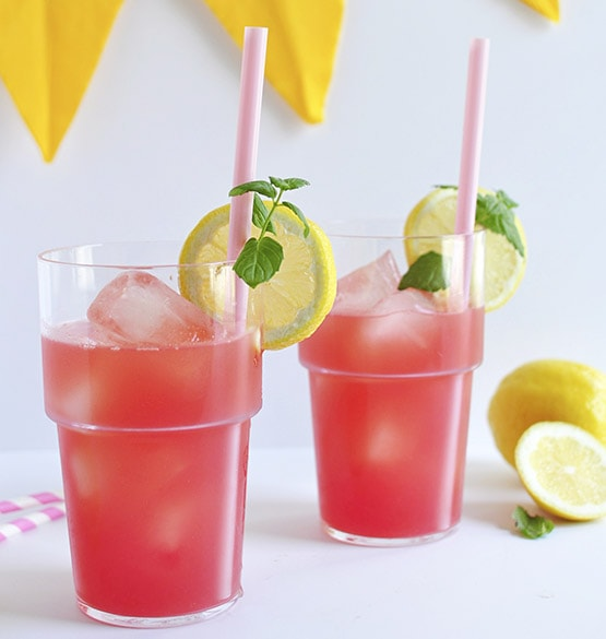 1 Refreshing Watermelon Lemonade